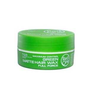 RED ONE Cire Capillaire Green Matte Hair Wax 150ml