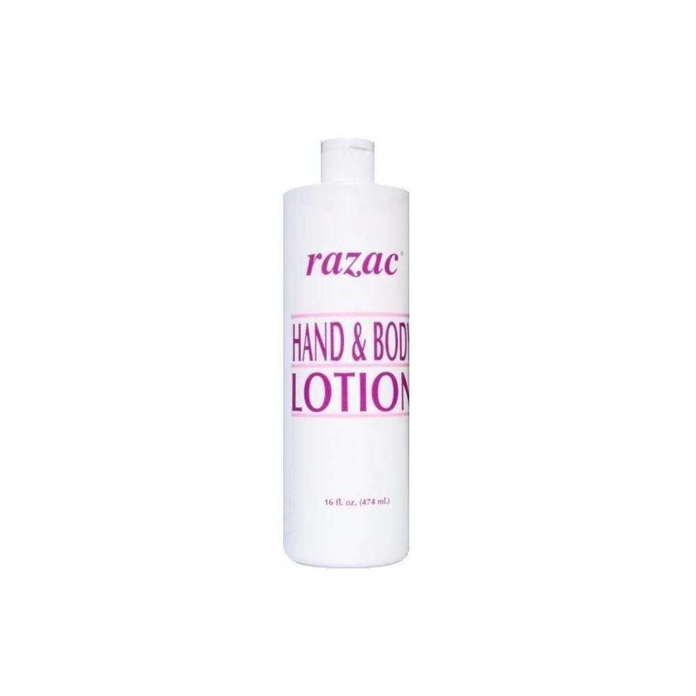 Razac Lait Corporel Parfumé Hand and Body Lotion 474 ml