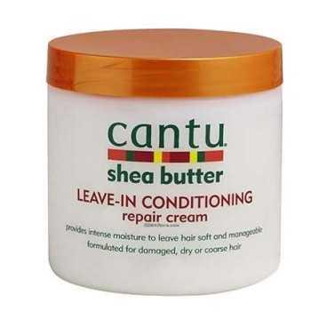 CANTU SHEA BUTTER LEAVIN-IN-CONDITIONING REPAIR CREAM ARGAN