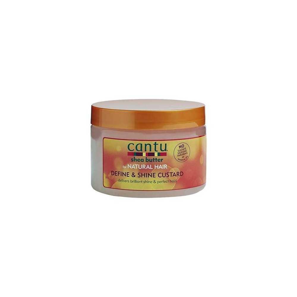 Crème de définition et de Brillance pour cheveux frisés,crépus au beurre de Karité