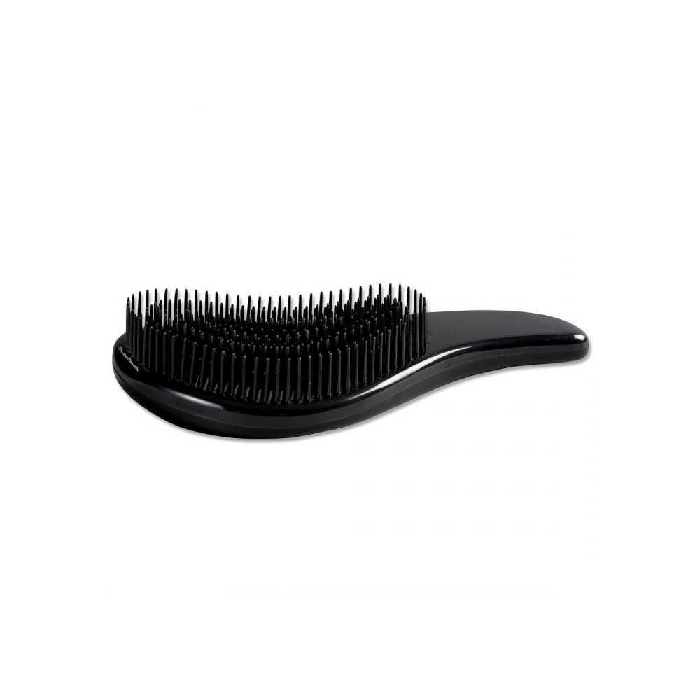 Brosse demelante et lissante cheveux crépus ou  bouclés