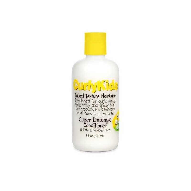 Après-shampoing super démêlant Curly Kids 236ml