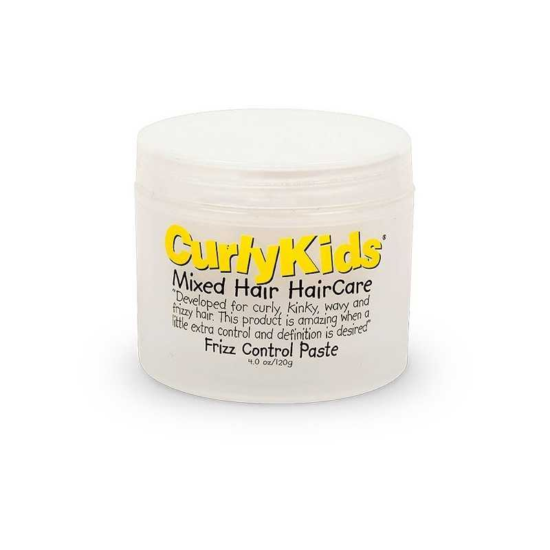 Crème pour contrôle des frisottis Frizzz Control Paste CURLY KIDS 113ml