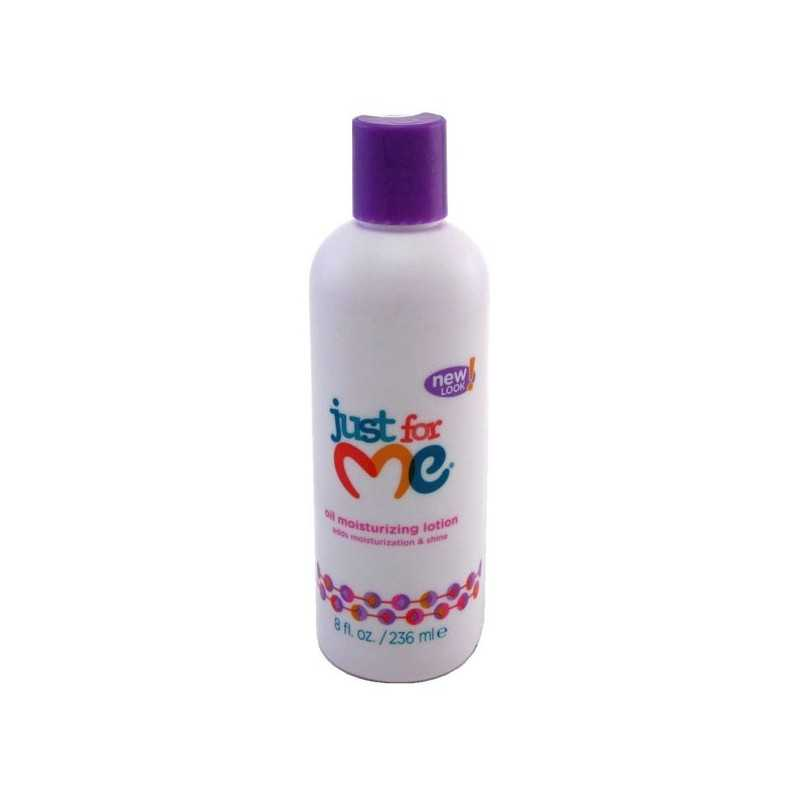 Après-Shampoing JUST FOR ME Hair Milk Silkening Conditioner 399 ml
