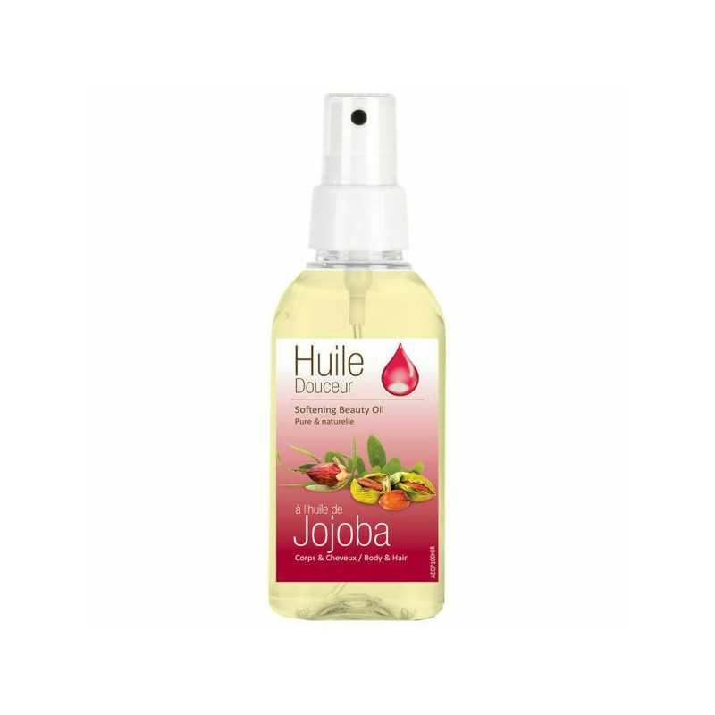 Huile douceur à l'huile de Jojoba PRÉPHAR 100 ml