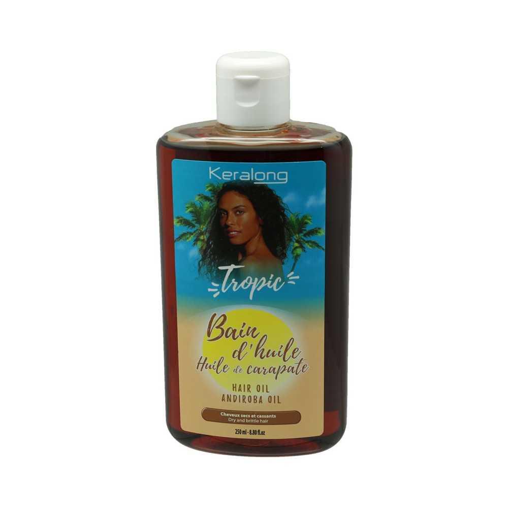 Bio 33 bain d'huile de carapate pour cheveux abîmés et cassants cercledebene.com