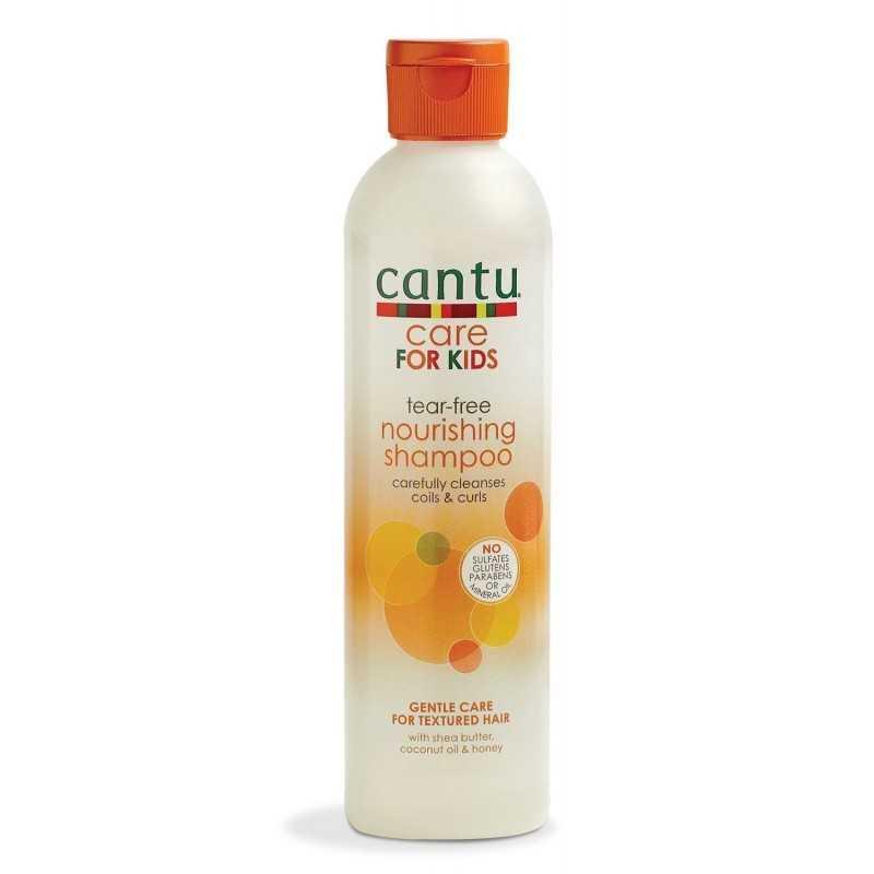 Shampoing nourissant doux pour enfants Cantu for kids