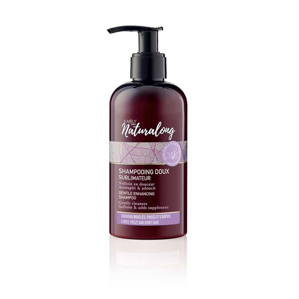 shampoing doux sublimateur Aloe Vera et huile d'olive 250ml