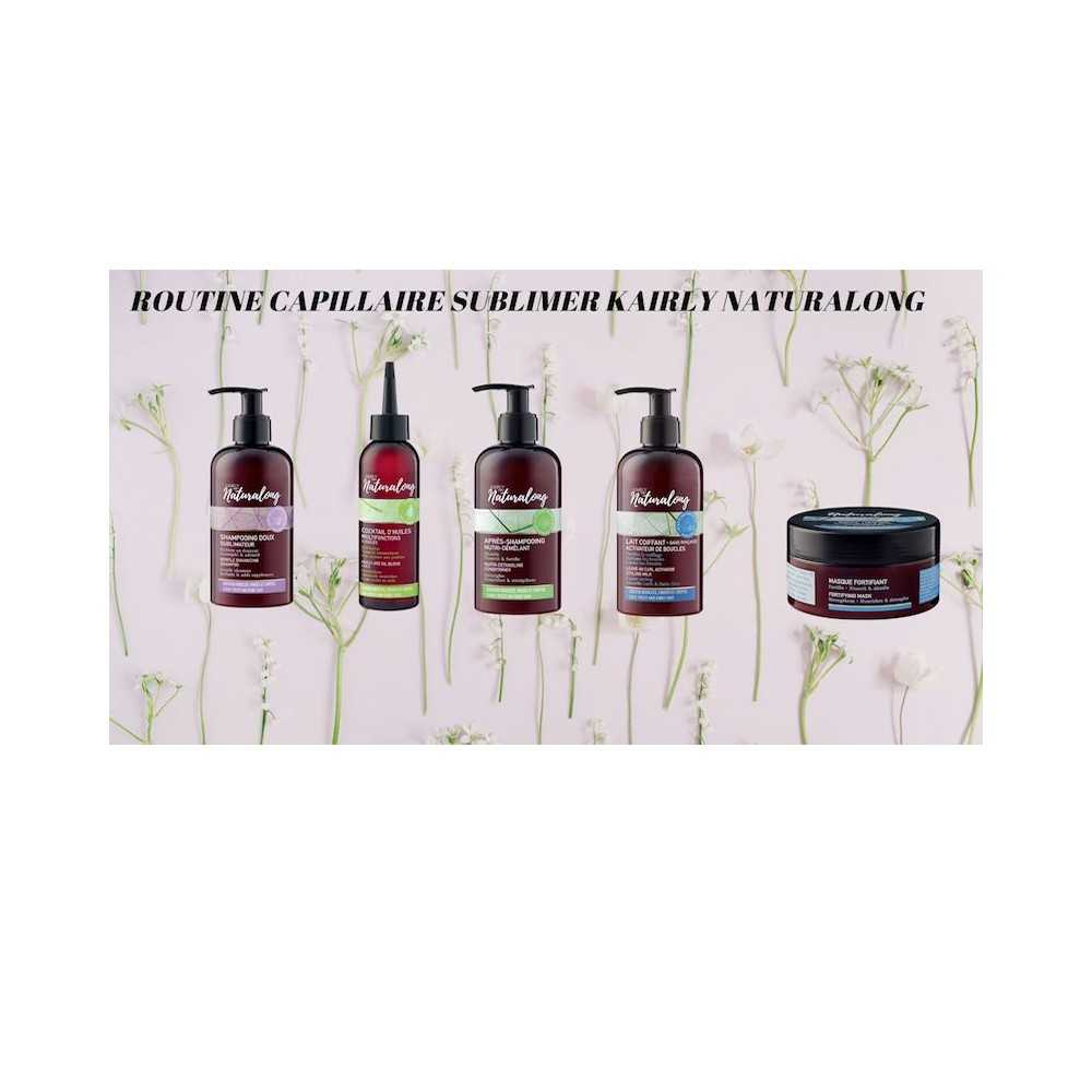 ROUTINE CAPILLAIRE SUBLIME - KAIRLY NATURALONG