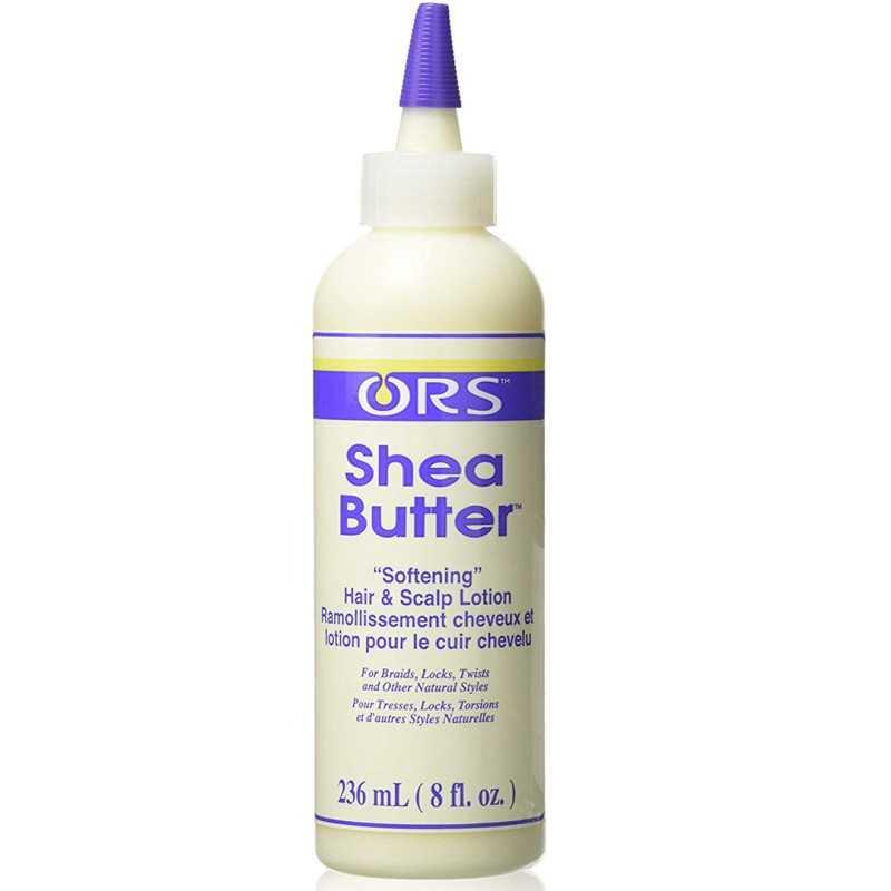 Organic Root Stimulator Lotion Beurre de Karité