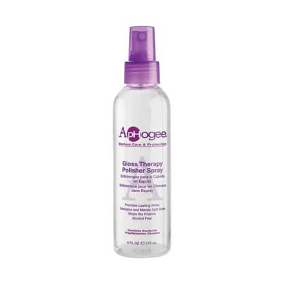 Mousse coiffante et enveloppante Gloss Therapy Polisher Spray Aphogée  (177ml)