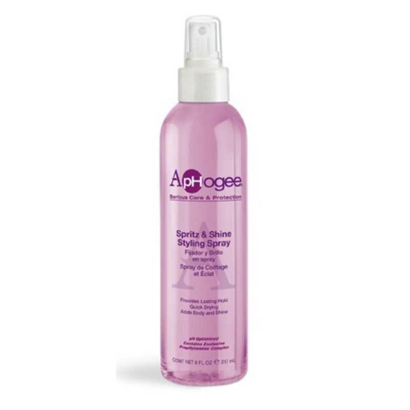 aphogee Spritz and Shine Styling spray (237ml)
