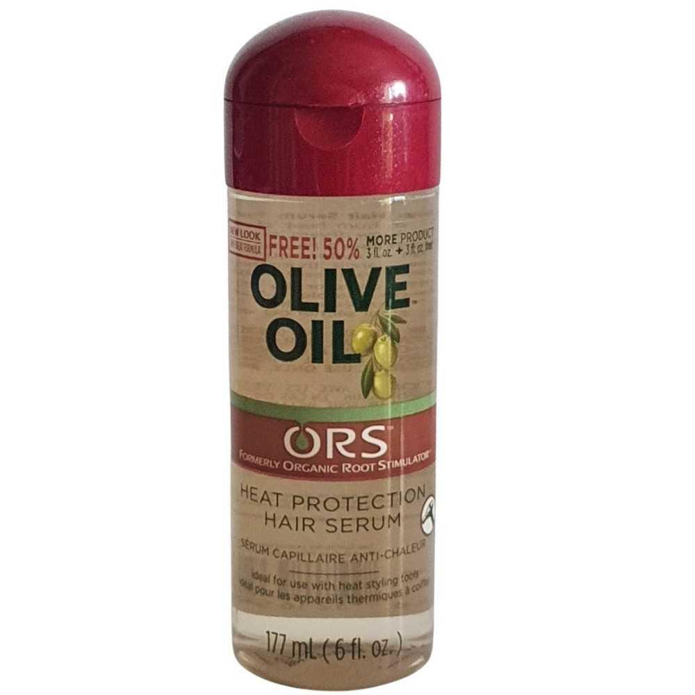 Serum Capillaire protecteur de chaleur - Olive Oil Heat Protection Hair Serum 177ml