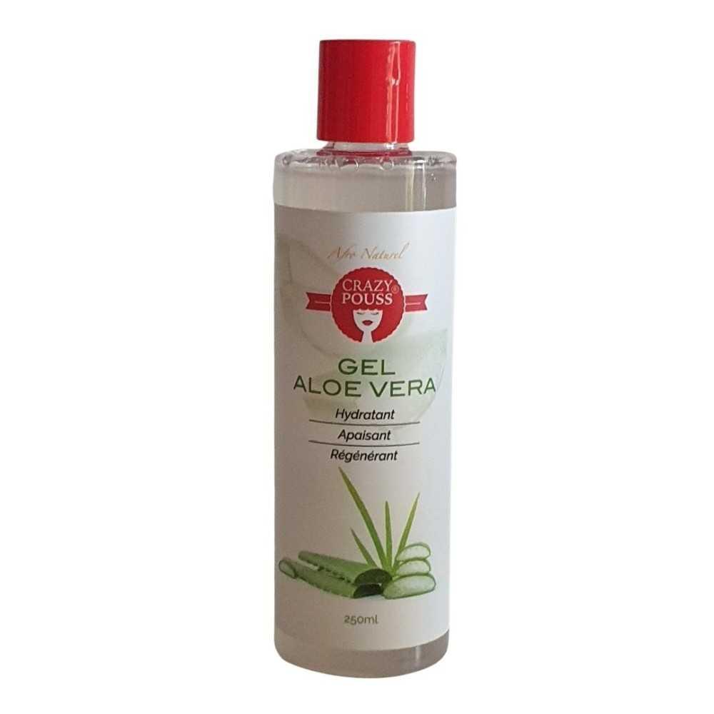 Gel hydratant A Apaisant Aloe Vera Crazy Pouss