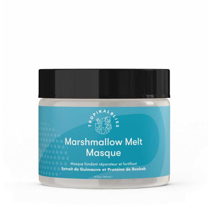 Marshmallow Melt Masque Tropikalbliss (Masque régénérant et hydratant pour tous types de cheveux)