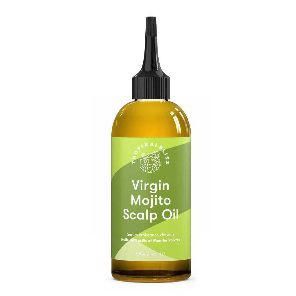 Bain d'huile capillaire - Virgin Mojito Scalp Oil - Tropikalbliss 177ml