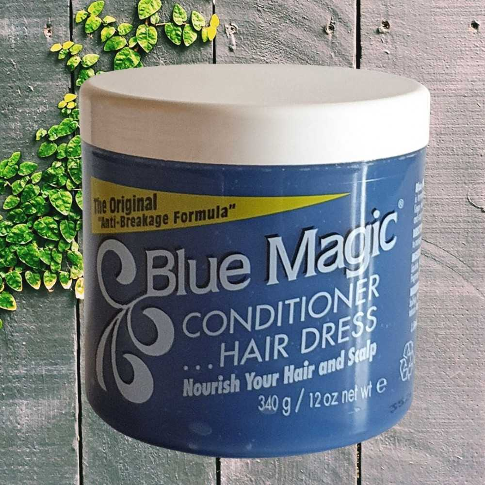 Revitalissant Bleue Conditioner Hair Dress Blue Magic