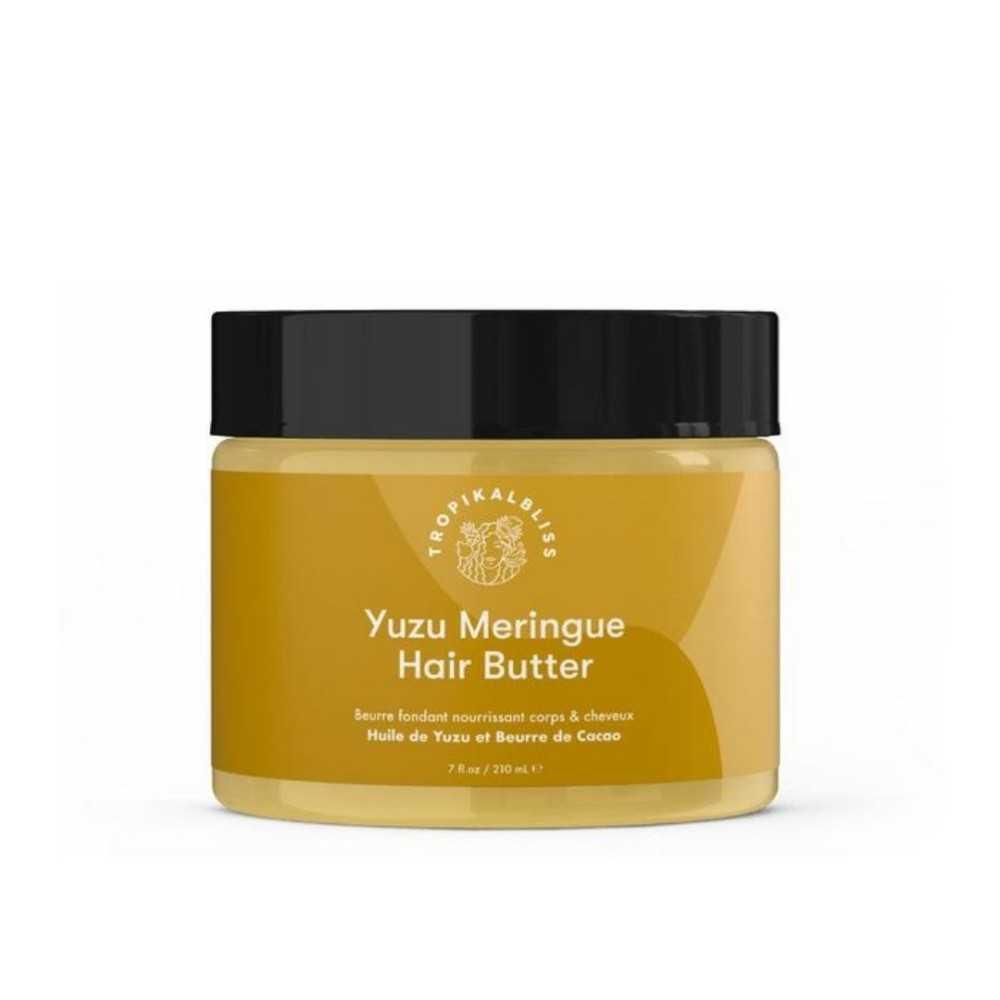 Beurre fondant nourrissant corps et cheveux - Yuzu Meringue Butter Tropikalbliss 210ml