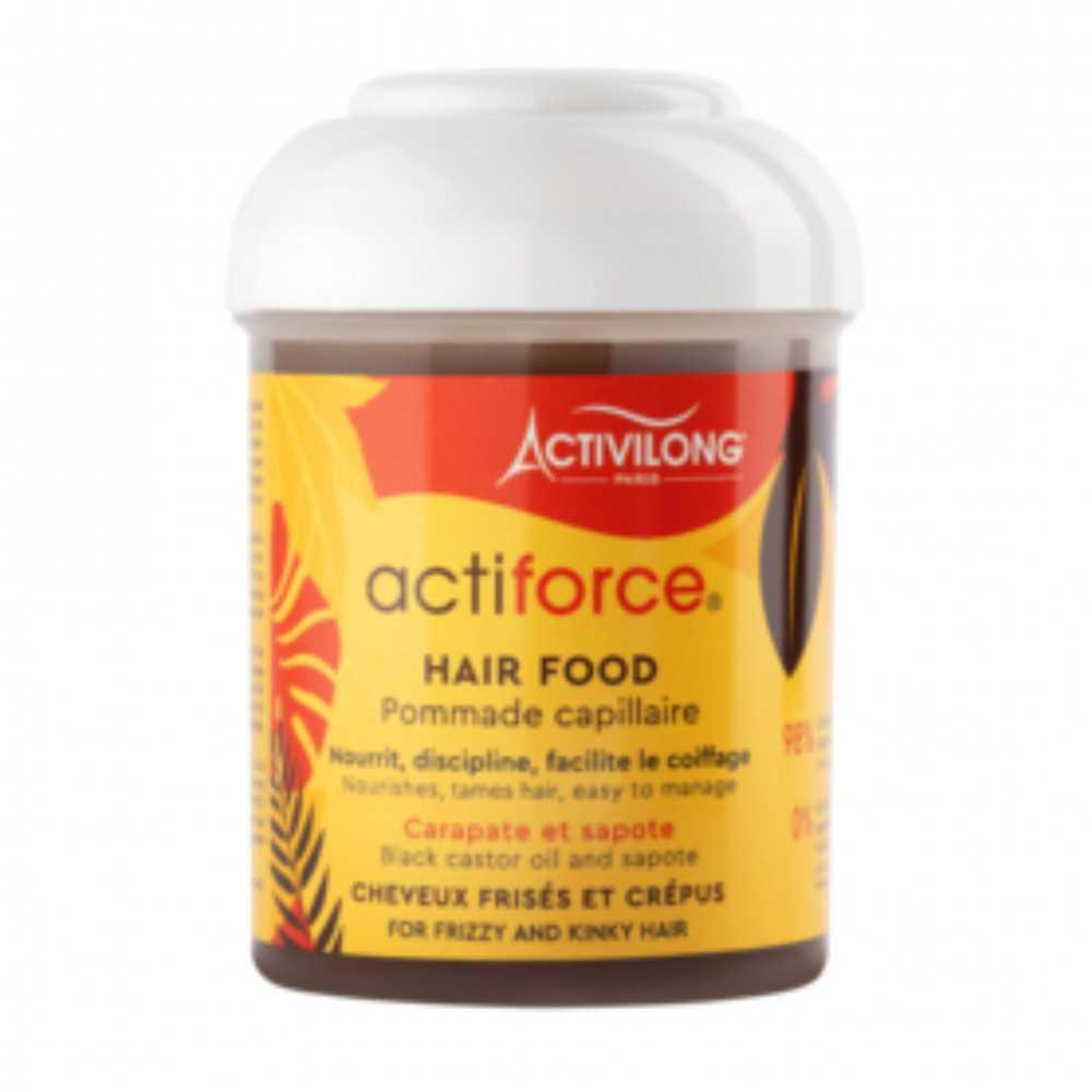 POMMADE HAIR FOOD ACTIFORCE ACTIVILONG 125 ML