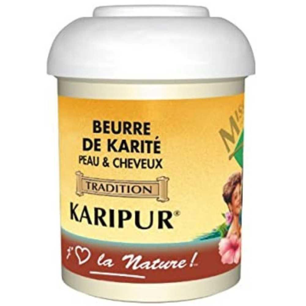 Karipur Beurre de Karité Peau & Cheveux