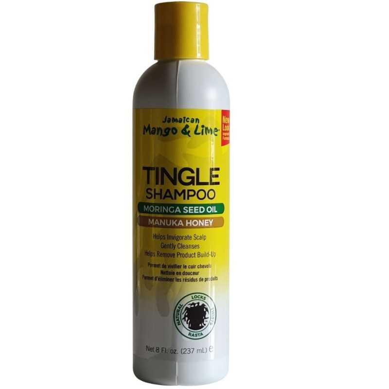 Jamaican Mango and lime Tingle shampooing 236.57 ml