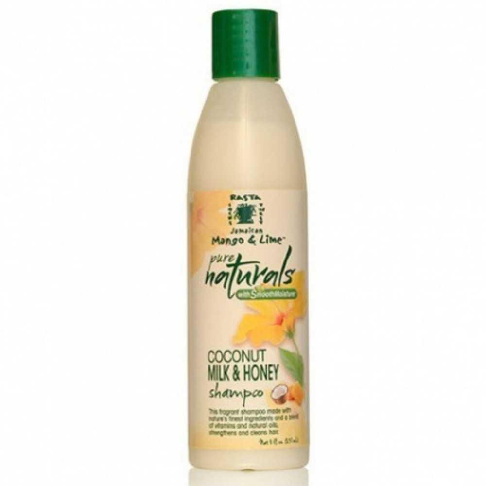 Shampoing lait de coco et miel Jamaican Mango and Lime 237ml