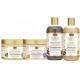Pack hydratant et réparateur capillaire au miel et coco Moisture Miracle African Pride