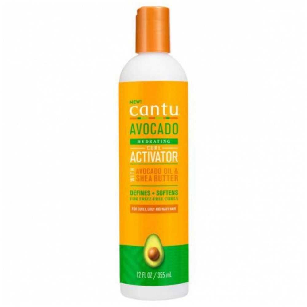 Crème activatrice de boucles - avocat - beurre de karité - cantu- 355ml