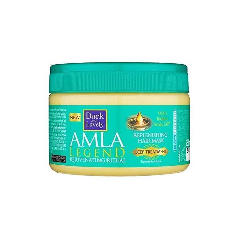 Dark and Lovely Legend Amla régénératrice Masque capillaire traitement profond 250ml