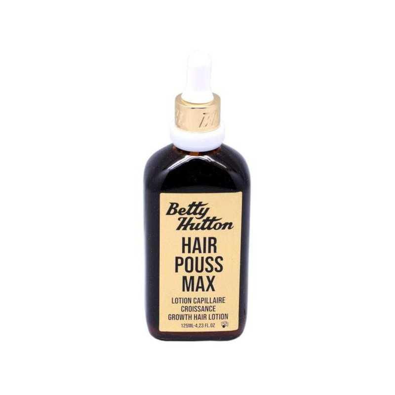 LOTION CAPILLAIRE CROISSANCE HAIR POUSS MAX BETTY HUTTON 125ml