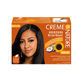Creme of Nature Kit Défrisage