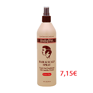 Sta Sof Fro Cheveux et Cuir chevelu Scalp Vaporisateur 473 ml