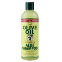 Creamy ALOE SHAMPOO OLIVE OIL (370 ml)