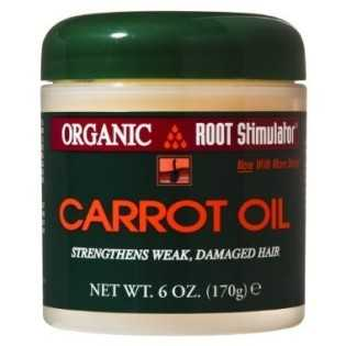 Carrot Oil - Organic Root Stimulator