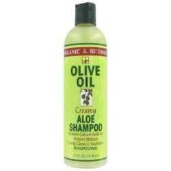 ORGANIC ROOT Stimulator : Shampooing d'Aloès Crémeux
