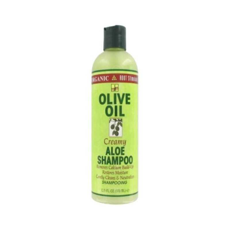 Shampooing d'Aloès Crémeux