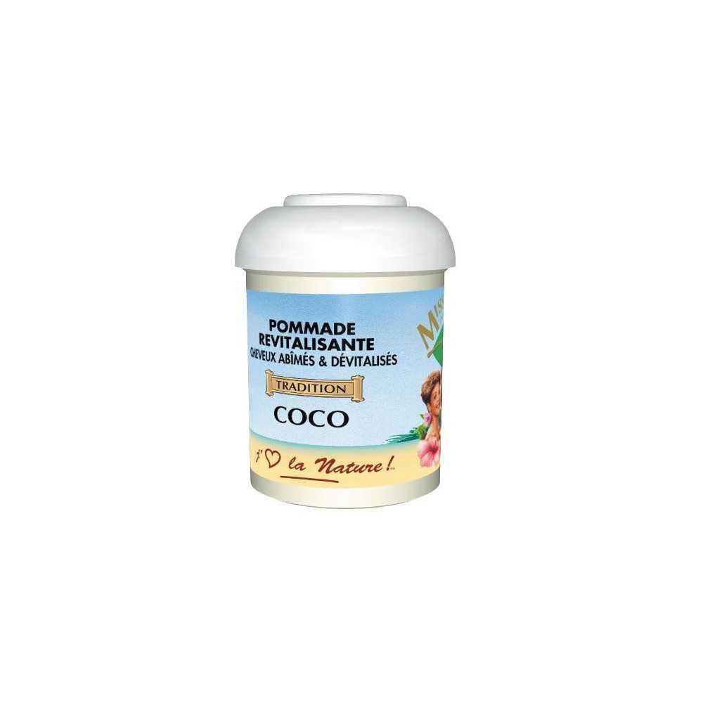 Pommade revitalisante à l'huile de noix de coco