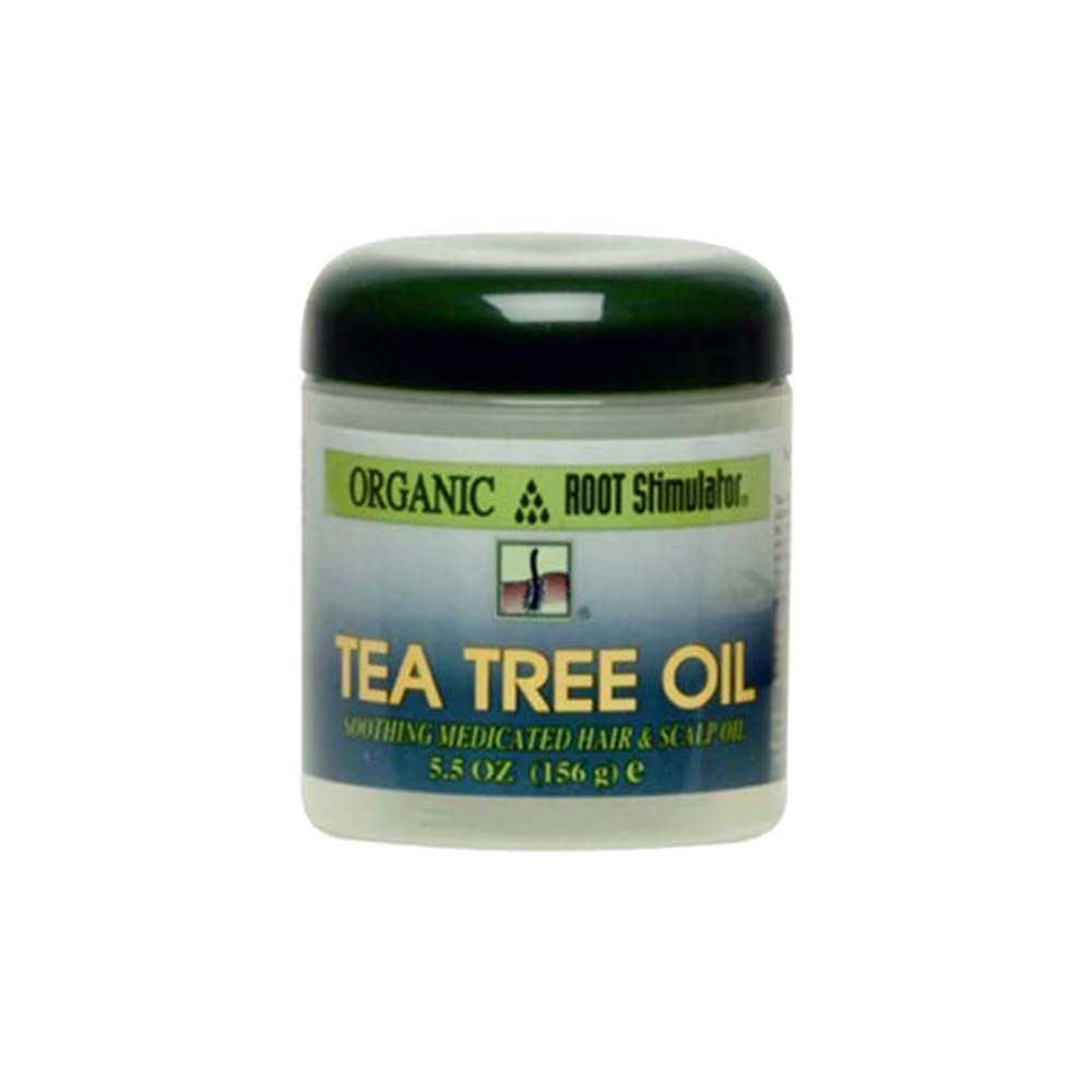 Tea Tree Oil - Organic Root Stimulator