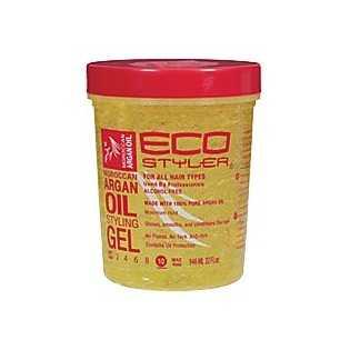 ECO STYLER - ARAGAN OIL (HUILE D'ARGAN)