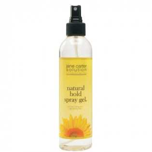Gel vaporisateur Natural hold spray gel Jane Carter Solution 237ml