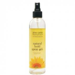 Natural hold spray gel 237ml Jane Carter Solution