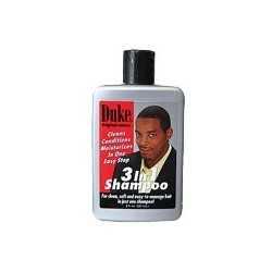 Duke 3 en 1 Shampooing démêlants cheveux crépus