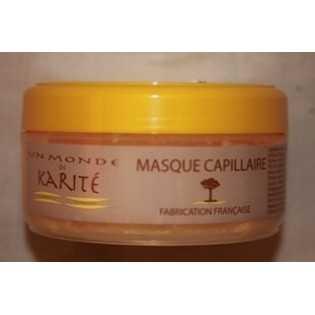 Masque capillaire au karité 250ml