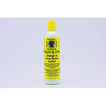 Lotion hydratante sans rincage Mango and lime 236ml .