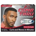 Luster's Scurl Comb Thru Extra Strength Kit Texturizer