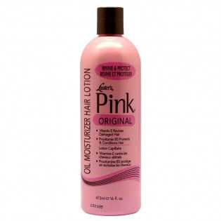 Lotion capillaire hydratante Oil Moisturizer Luster's Pink