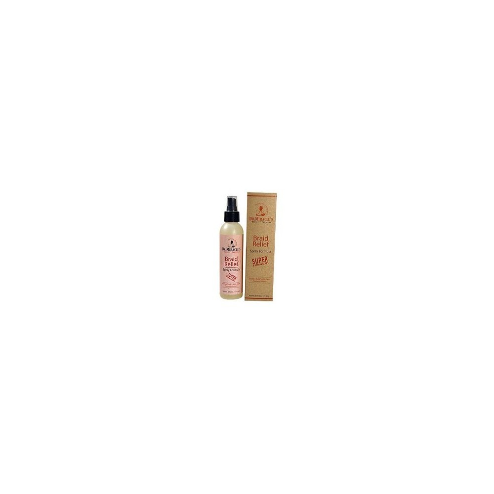Braid Relief Spray Super (