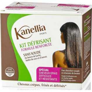 Kanellia Kit défrisant Formule renforcée sans soude