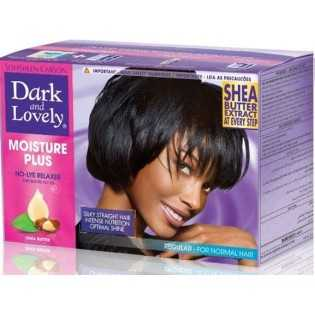 Dark and Lovely Scalp Comfort Relaxer - Défrisant Type Regular