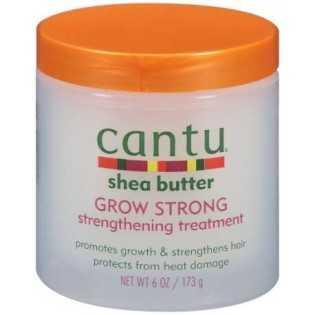 CANTU GROW STRONG Traitement renforce la repousse des cheveux au beurre de karité